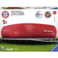 Puzzel Allianz Arena 3d: 216 stukjes