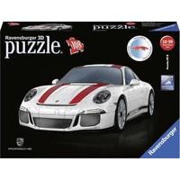 Puzzel Porsche 911R 3d: 108 stukjes