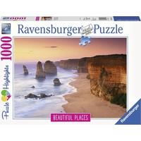 Puzzel Great Ocean Road Australie: 1000 stukjes