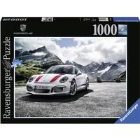 Puzzel Porsche 911R: 1000 stukjes