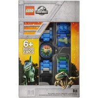 Horloge LEGO Jurassic World Blue