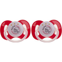 Fopspeen Ajax 2-pack