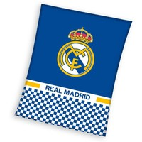 Plaid real madrid 110x140 cm