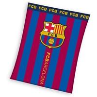 Plaid barcelona logo 110x140 cm