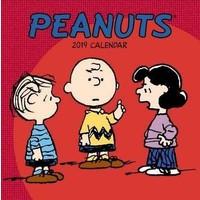 Kalender Peanuts 2019: 30x30 cm