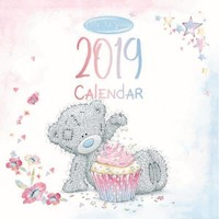 Kalender Me To You Classic 2019 30x30 cm