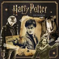 Kalender Harry Potter 2019: 30x30 cm