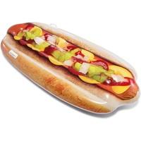 Hotdog opblaasbaar Intex 108x89 cm