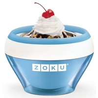 ZOKU Ice Cream Maker Blauw