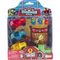 Racing Zomlings serie 1