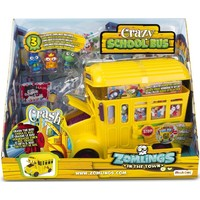 Crazy School Bus Zomlings serie 1