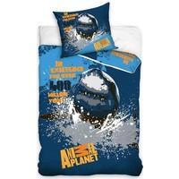 Dekbed Animal Planet shark