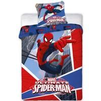 Dekbed Spider-Man building: 140x200/70x90 cm