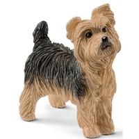 Schleich Yorkshire Terrier 13876 - Hond Speelfiguur - Farm World - 3,8 x 1,9 x 3,6 cm