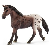 Schleich Schleich Appaloosa merrie 13861 - Paard Speelfiguur - Horse Club - 13,5 x 3,6 x 10,6 cm