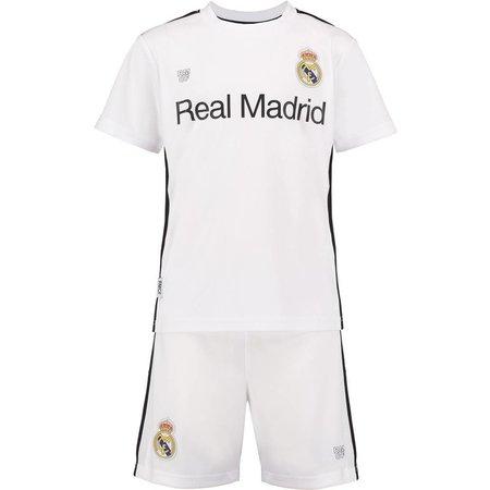 Real Madrid Minikit home real madrid