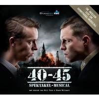 Studio 100 2-CD - 40-45