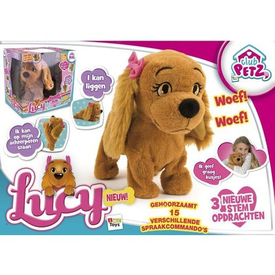 IMC Hondje interactief Club Petz Lucy