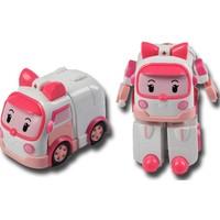 Transforming Robot Robocar Poli: Amber