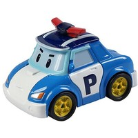 Die-cast vehicle Robocar Poli: Poli
