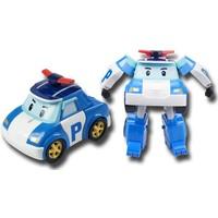 Transforming Robot Robocar Poli: Poli