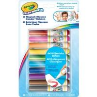 Color Wonder viltstiften mini Crayola: 10 stuks
