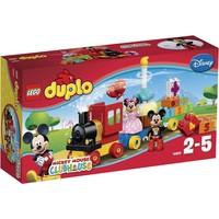 LEGO DUPLO 10597 Mickey en Minnie Verjaardagsoptocht