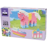 Mini Pastel Plus-Plus 3 in 1: 480 stuks