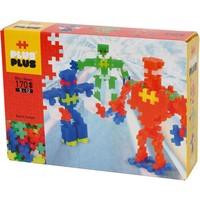 Mini Neon Plus-Plus Robots: 170 stuks