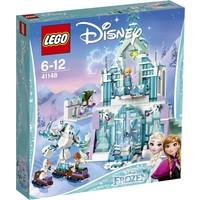Elsa´s magische ijspaleis Lego