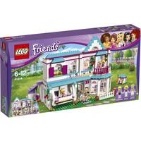 Stephanies huis Lego