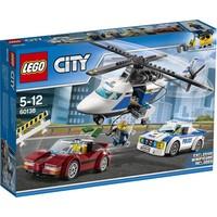Snelle achtervolging Lego