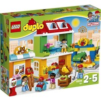 Stadsplein Lego Duplo