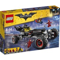 De Batmobile Lego