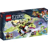 De wrede draak van de Goblin-koning Lego