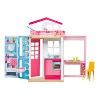 Huis met 2 verdiepingen Barbie