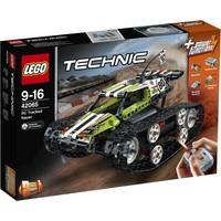 Rupsbandracer RC Lego