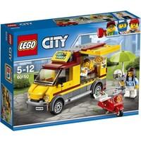 Pizza bestelwagen Lego