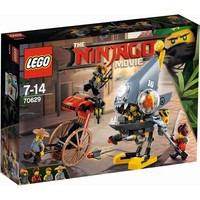 Piranha aanval Lego