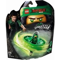 Spinjitzu-meester Lloyd Lego