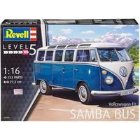 Volkswagen T1 Samba Bus Revell schaal 1:16