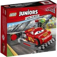 Bliksem McQueen Snelle Lanceerder Lego