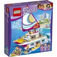 Sunshine catamaran Lego