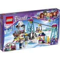 Wintersport skilift Lego
