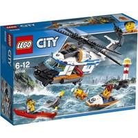 Zware reddingshelikopter Lego