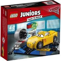 Cruz Ramirez Race Simulator Lego