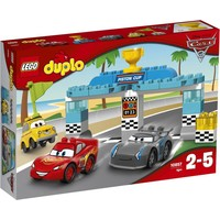Piston Cup Race Lego Duplo