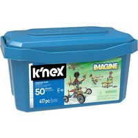 Box 50 modellen K`nex: 417 stuks