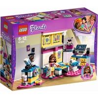 Olivia`s luxe slaapkamer Lego
