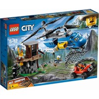 Bergarrestatie Lego